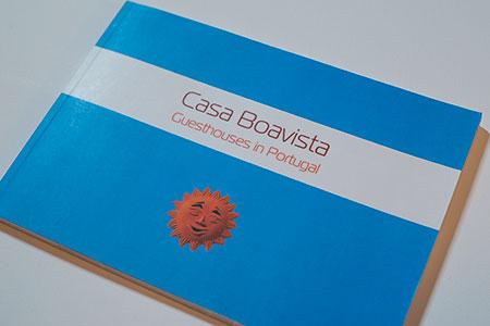 Casa Boavista - Buchgestaltung