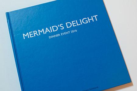 Mermaid's Delight - ein Rezeptbuch